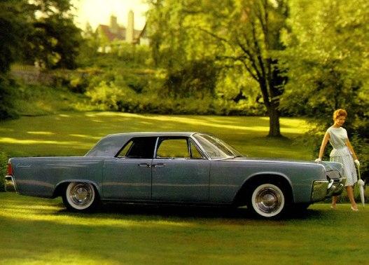 Lincoln Continental 1061 -11