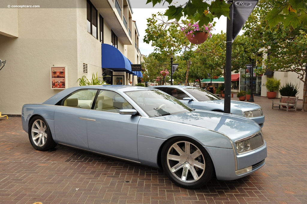 Concept Classic: 2002 Lincoln Continental Concept – What Might Have Been