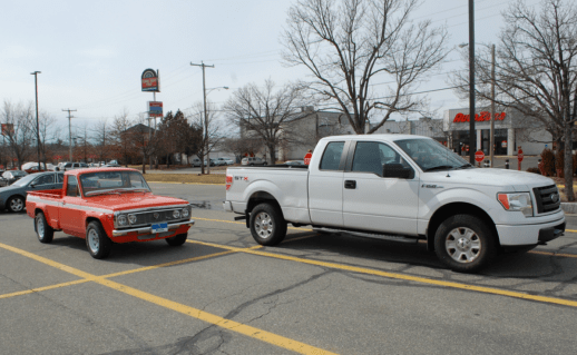 Mazda Rotary PU duo