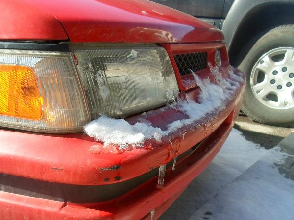 Subaru Justy front