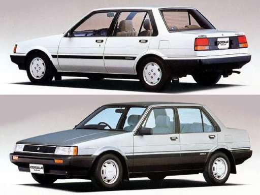 Toyota Corolla 1984