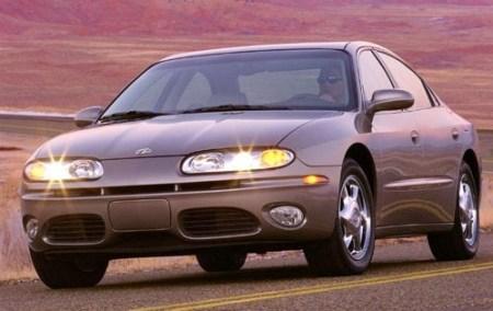 01 oldsmobile aurora