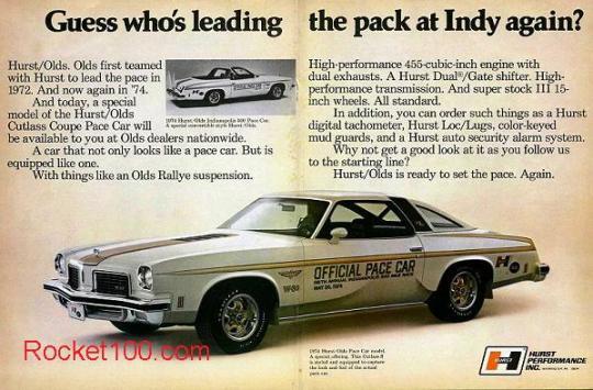 1974OldsPaceCar01