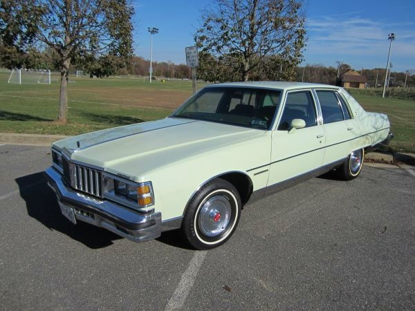 Cc For Sale 1979 Pontiac Bonneville Minty In More Ways