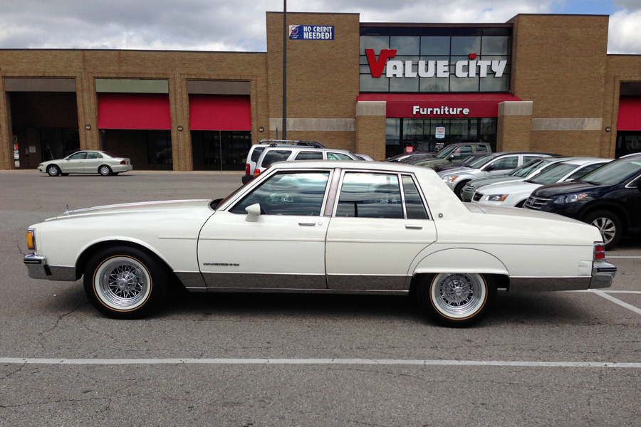 Used 1984 Chevrolet Caprice For Sale  CarGurus
