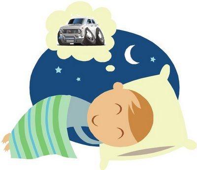 A Whole Lada Dreaming