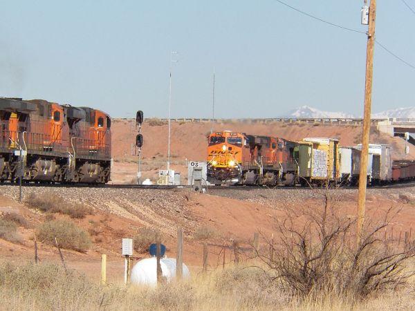 BNSF Winslow AZ