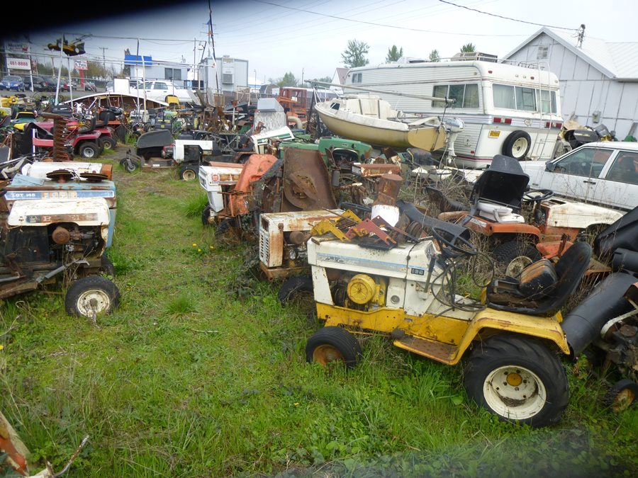 Apologise, but, Small garden tractors vintage or antique topic