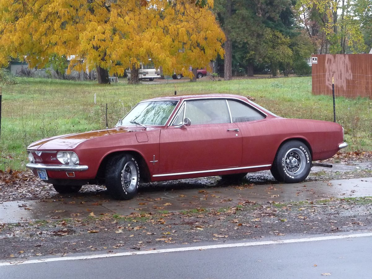 Curbside Classic: 1966 Chevrolet Corvair Monza – The Best European ...