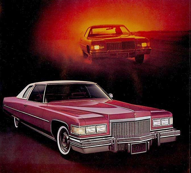 Pimpside Classic (Plus Pimp-Car History): 1976 Cadillac
