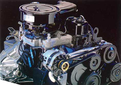 Chevrolet 2.5l_tech_4_engine