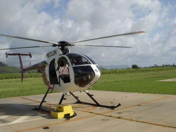 Hughes500E