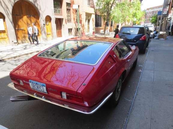 Maserati Ghibli b