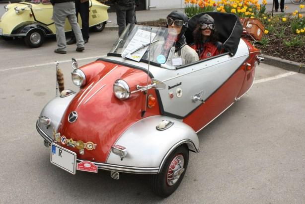 Messerschmitt r fq