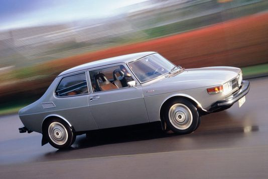 Saab-99 1976