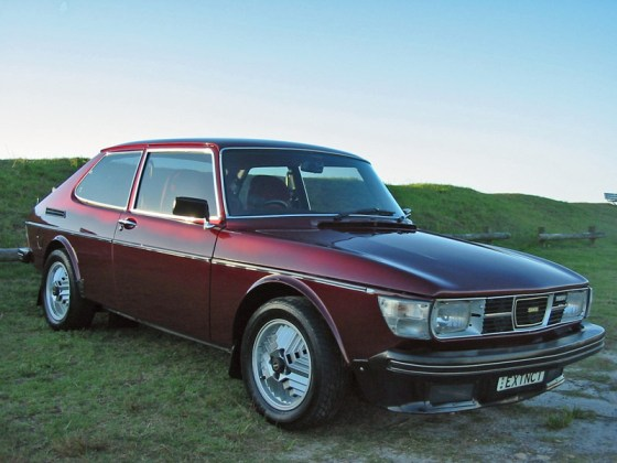 Saab 99-turbo