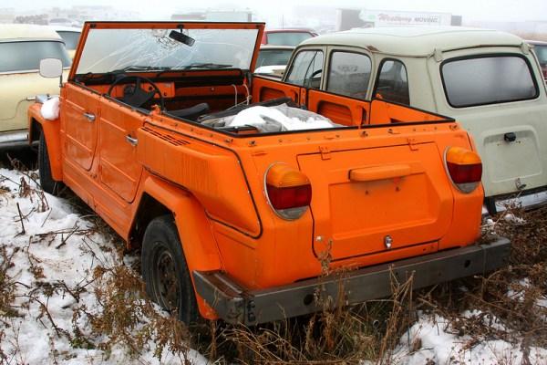 Volkswagen Thing rear