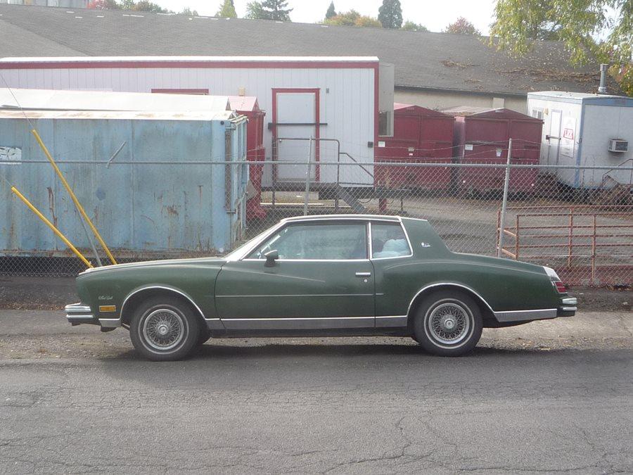 Classic Curbside Classic: 1979 Chevrolet Malibu Coupe – Good