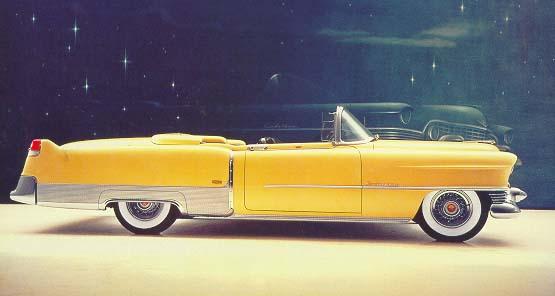 Cadillac 1954 eldorado
