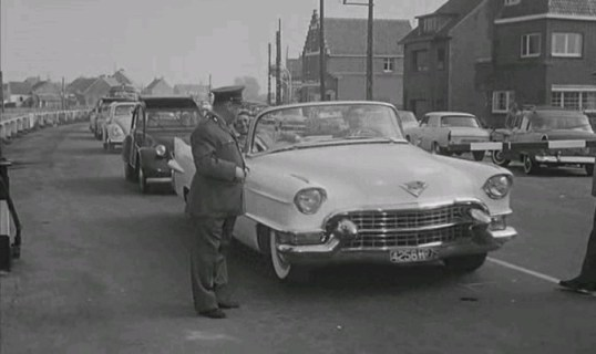 Cadillac 1955 eldo movie 3