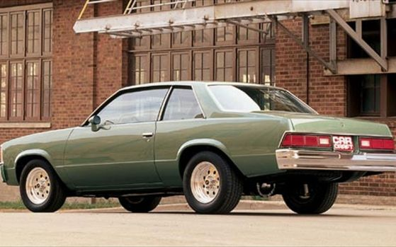Chevrolet Malibu 1978 view