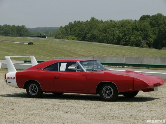 Dodge Charger Daytona 1970