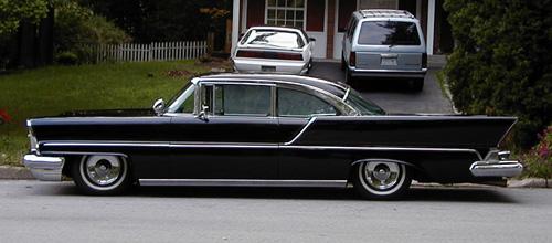 Lincoln 1957