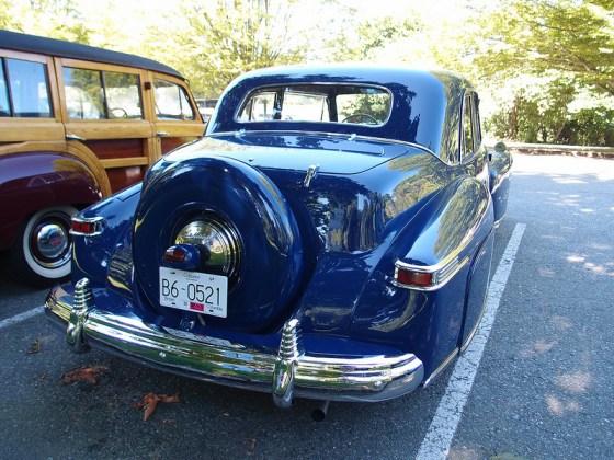 Lincoln Continental 1942 rq