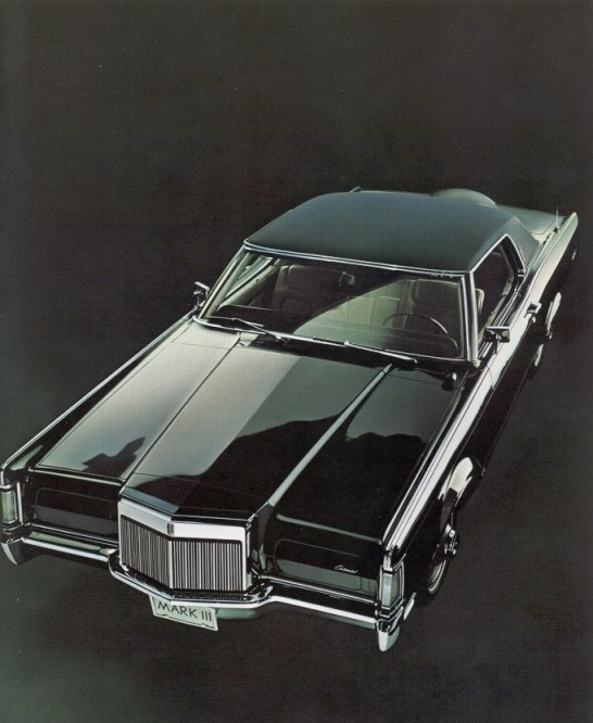 Lincoln Mark III top