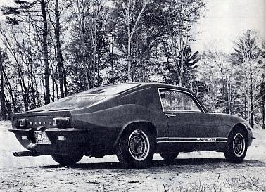 Manic GT rear