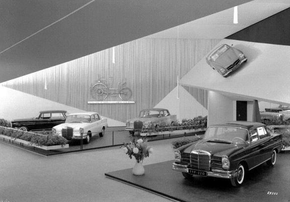 Mercedes W111 Design_Flosse
