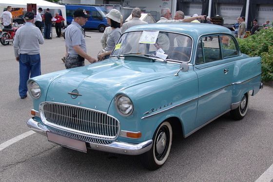 Opel Olympia Rekord_BW_1
