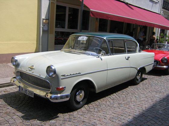 Opel Rekors 1959