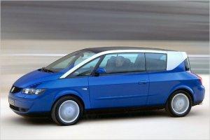 UnCurbside Classic: 20012003 Renault Avantime – Two Door