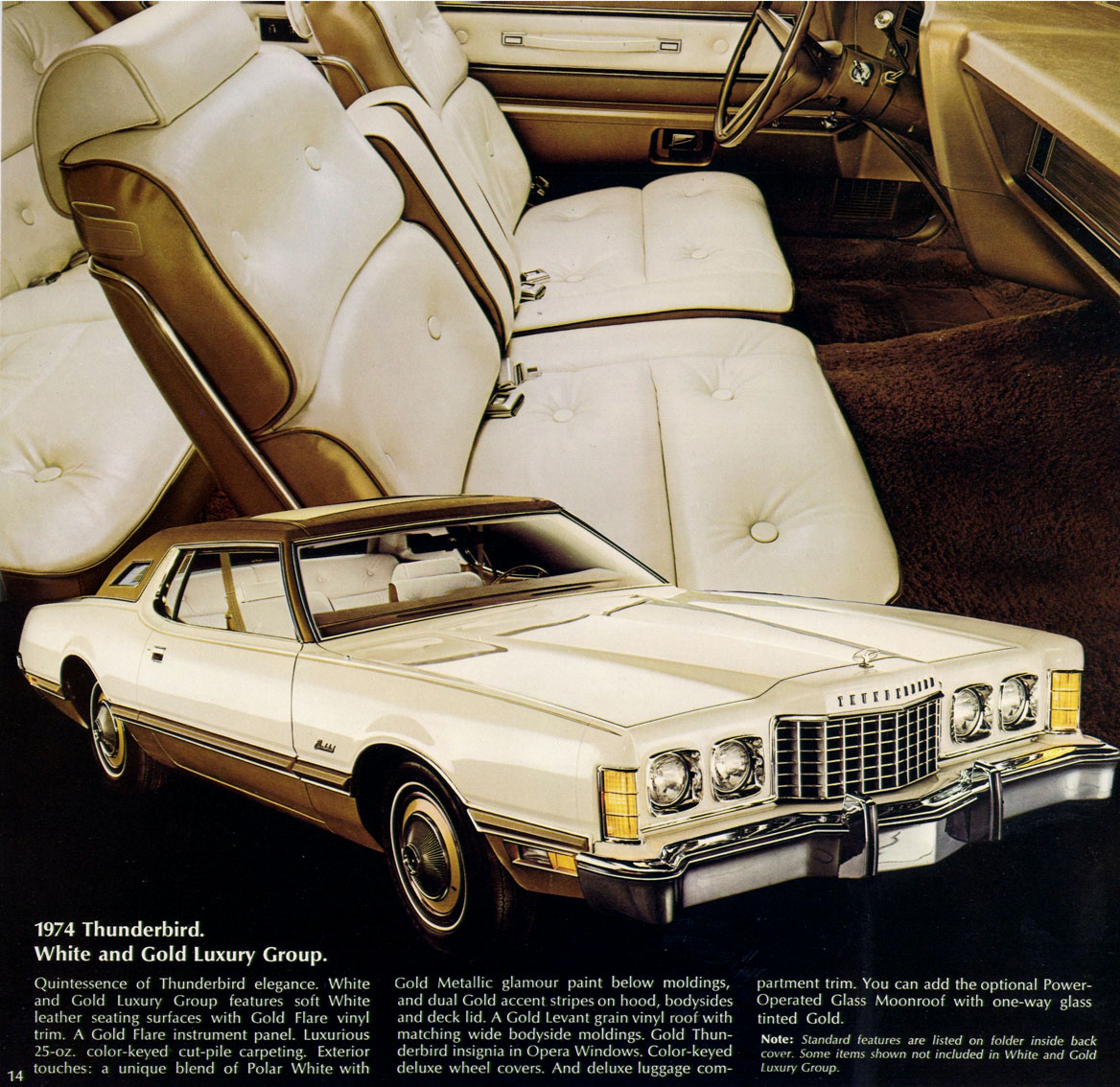 Curbside Classic 1975 Ford Thunderbird Cherries Are Available For