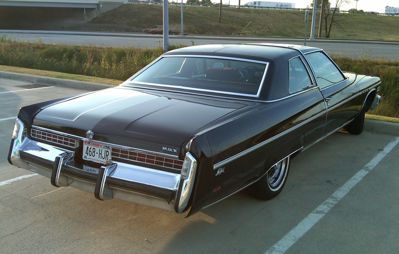 Curbside Classic: 1976 Buick Electra Limited – Eat, Drink and be ...