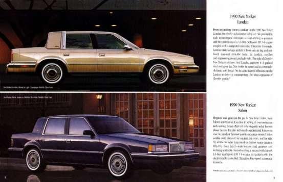 1990 Chrysler Full Line-08-09