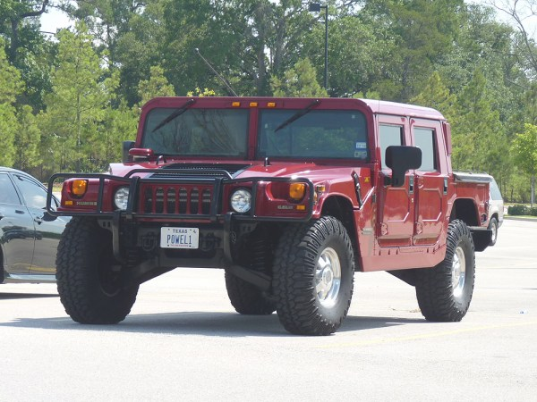 2006 Hummer H1 Alpha CC Woodlands 07 Jun 12