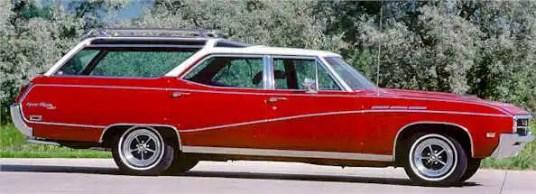 Buick SportWagon 1969