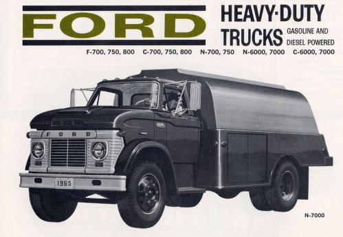 Ford N-7000
