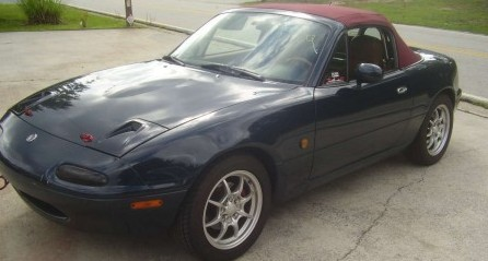 1996 Mazda Miata : A Rare IDK Edition   Curbside Classic