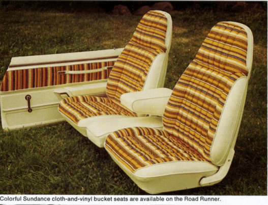 Plymouth 1975 sundance