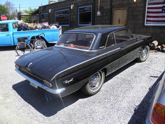 Pontiac Tempest 1962 rq
