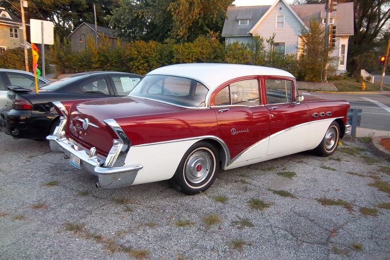 Cc for sale 1956 buick special sedan so you think you for 1956 buick special 4 door