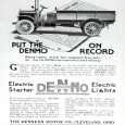 "(First Posted September 6, 2013)  You want an obscure 'teen truck? You gots it: The Denmo. The 1916 Denmo was ""assembled"" by the Denneen Motor Company of Cleveland, Ohio. From […]"