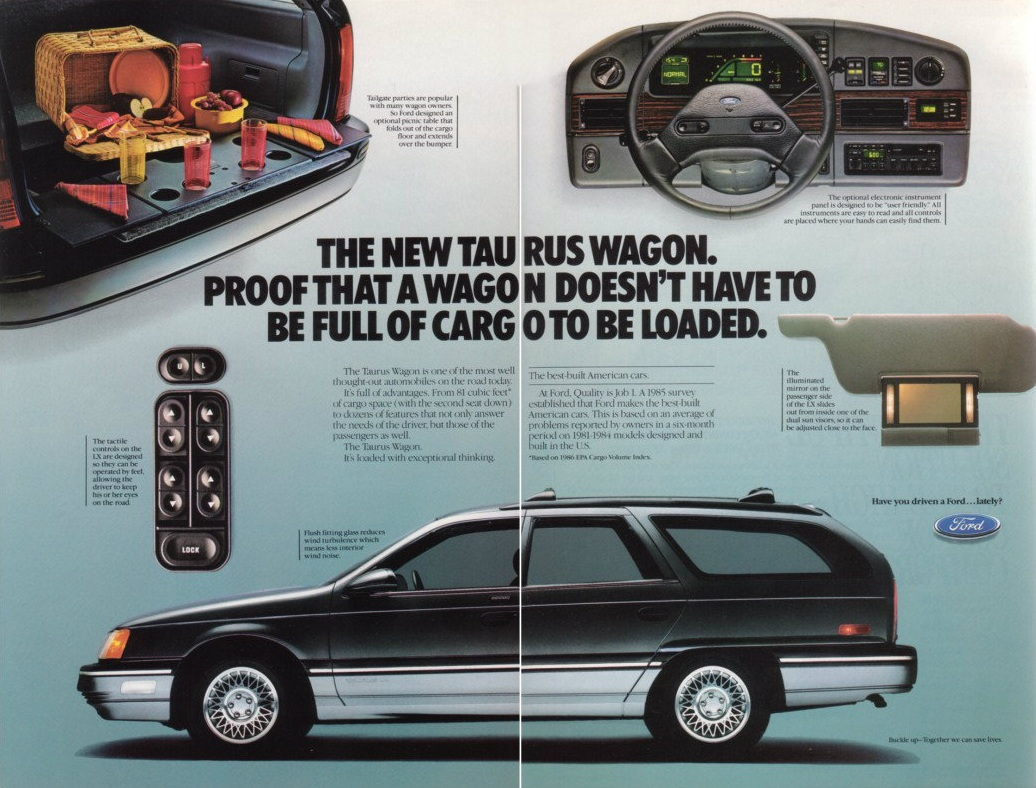 coal 1988 ford taurus station wagon an attempt at a beater. Black Bedroom Furniture Sets. Home Design Ideas
