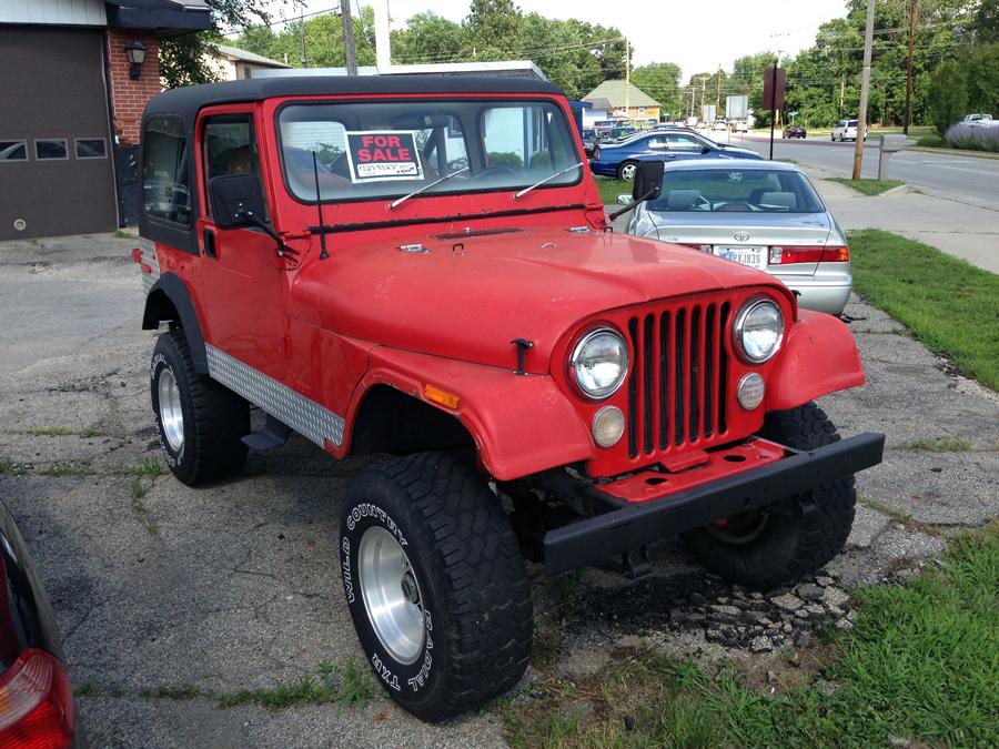 CC Capsule: 1979 Jeep CJ-7 – Dads Can Dream