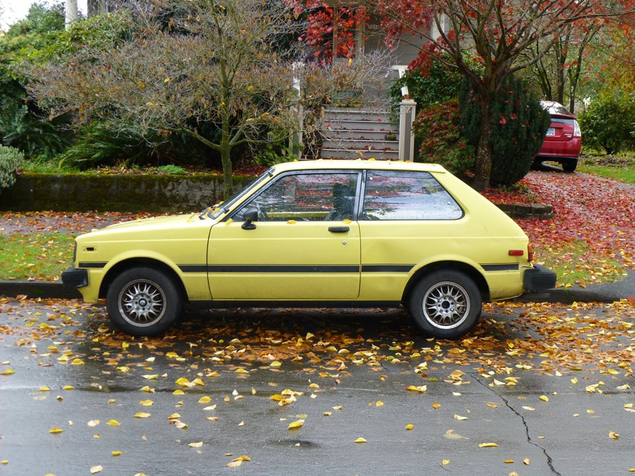 Curbside classic 1979 1982 toyota tercel toyota nails another one well the tercel was all new too toyotas first fwd car yet they managed to nail it right out of the box or right into it publicscrutiny Gallery