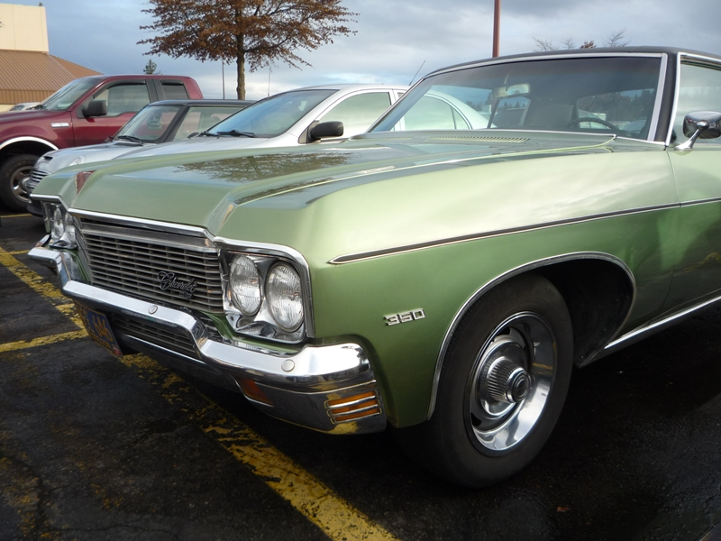 Curbside classic 1970 chevrolet impala the best big car of its time cc 71 122 800 sciox Images