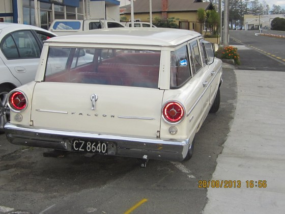 Ford AUS Falcon XP r